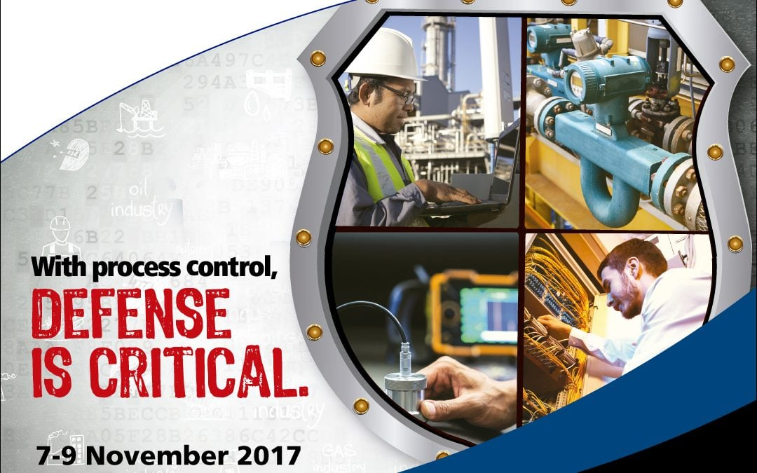Meet us at the ISA Process Control and Safety Symposium & Exhibition
