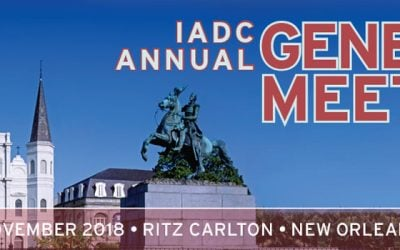 IADC Annual Meeting in New Orleans