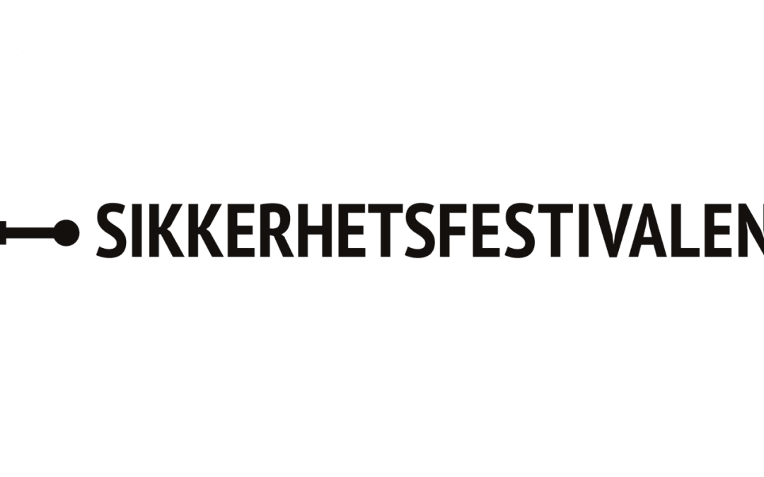 Secure-NOK presents at Sikkerhetsfestivalen at Lillehammer August 26-28th
